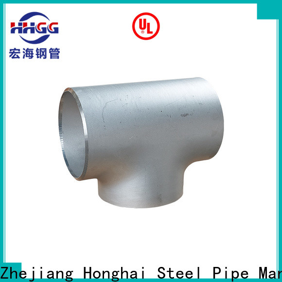 HHGG New weldable pipe fittings company