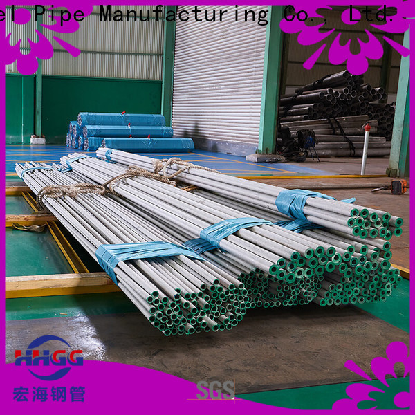 Custom heavy wall stainless steel tube company for sale