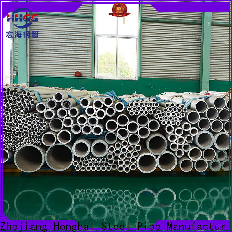 HHGG Latest duplex stainless steel pipe for business for sale