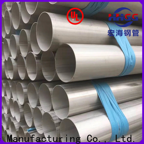 HHGG Wholesale stainless steel welded pipe manufacturers manufacturers for sale