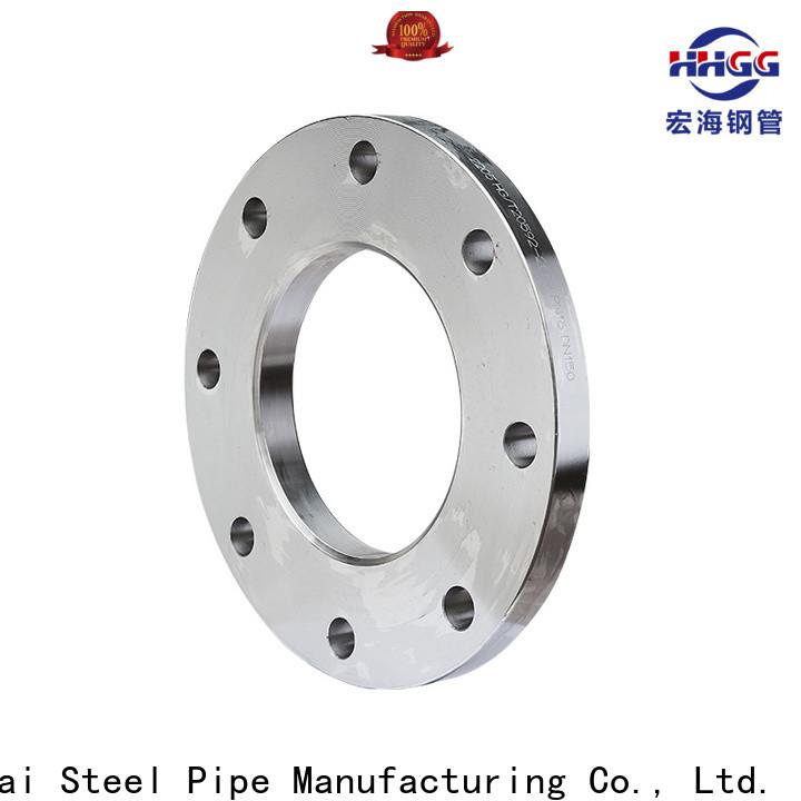 HHGG Custom stainless steel tube flanges company on sale