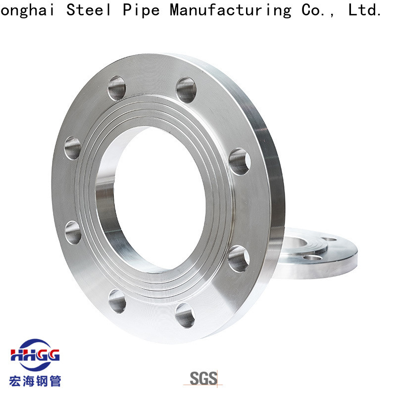 HHGG Wholesale 316 stainless steel flanges manufacturers for promotion