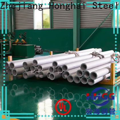 HHGG heavy wall stainless steel tubing manufacturers bulk production