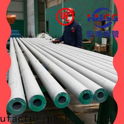 HHGG thick wall steel tubing factory bulk production