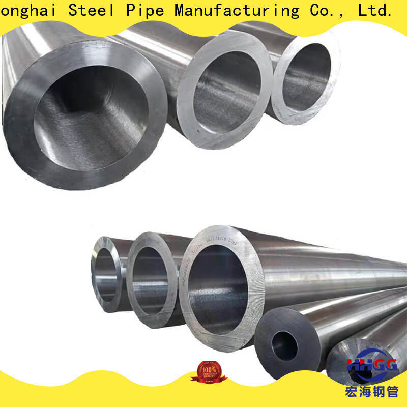 HHGG New stainless steel seamless pipe manufacturer factory