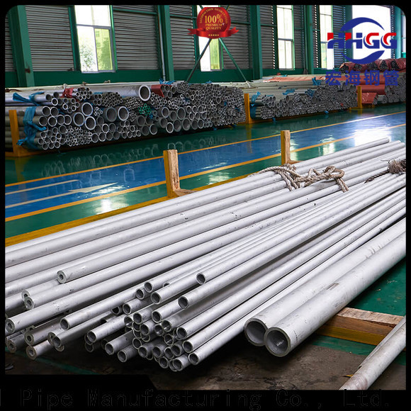 HHGG High-quality stainless seamless pipe manufacturers for promotion