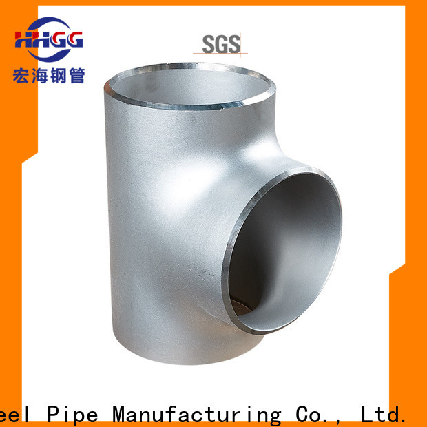 HHGG stainless pipe fittings manufacturers for promotion