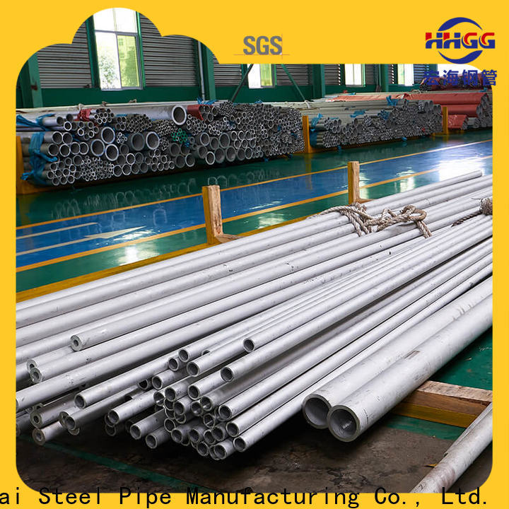 Best ss 304 seamless tube suppliers factory bulk production
