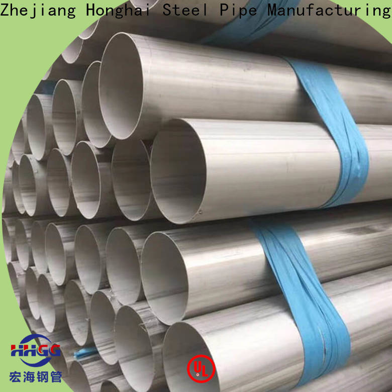 HHGG welded stainless steel tube company for sale