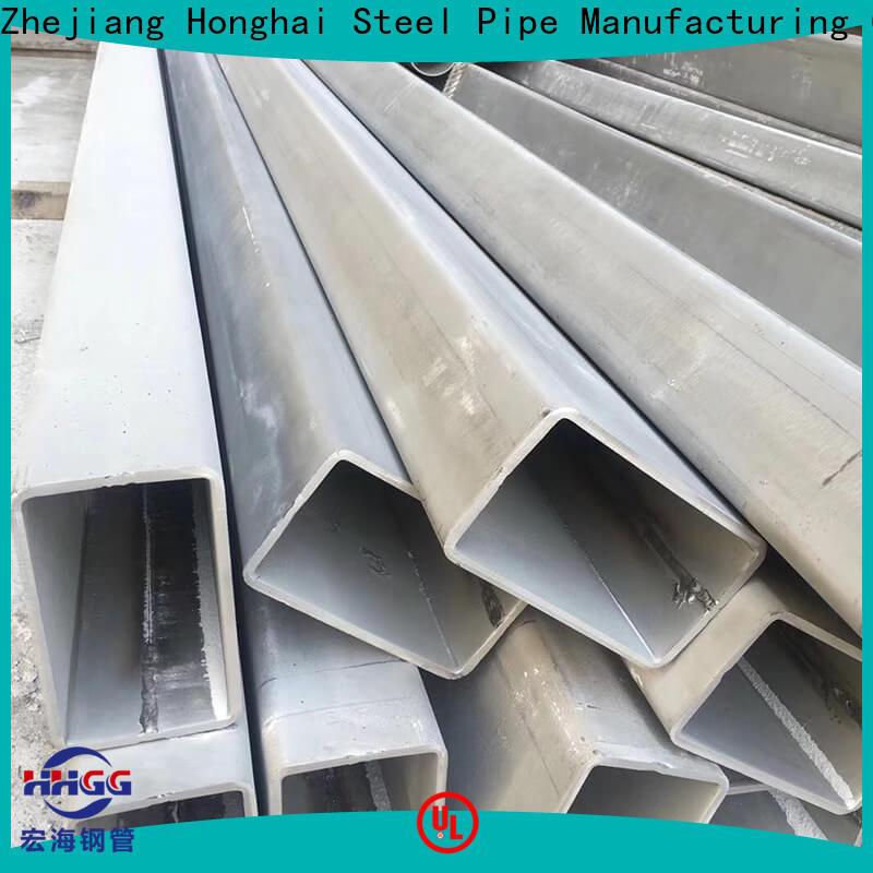 Custom 316 stainless steel rectangular tubing manufacturers