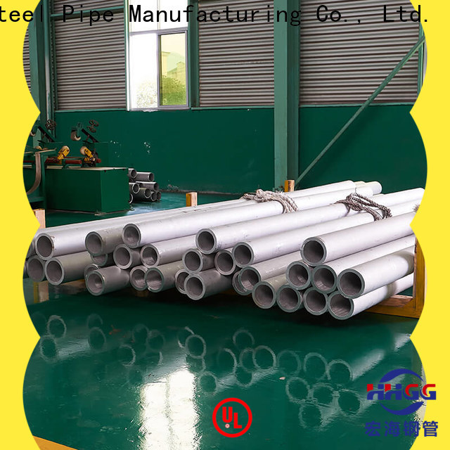 HHGG stainless steel tubing for business for promotion