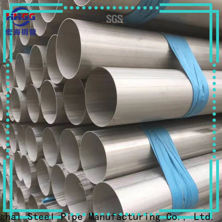 HHGG ss welded pipe Supply for sale