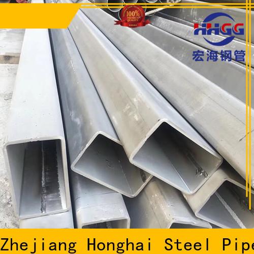 High-quality rectangular steel tubing company for sale