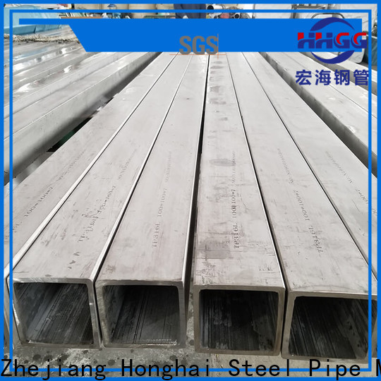 HHGG seamless square tubing Suppliers on sale