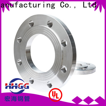 HHGG stainless steel tube flanges factory