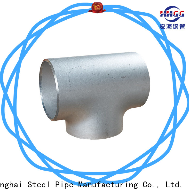 New stainless steel high pressure pipe fittings Suppliers