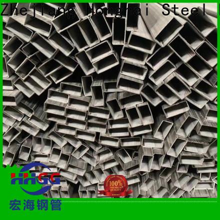 Latest ss rectangular pipe manufacturers bulk buy