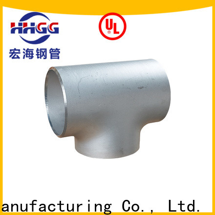 HHGG Latest stainless steel pipe fittings Suppliers for promotion