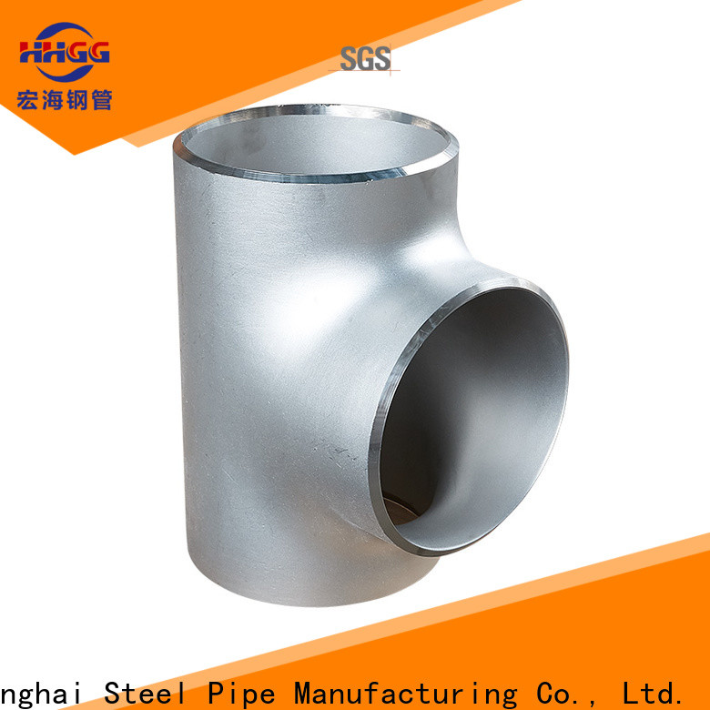 HHGG stainless pipe fittings factory on sale