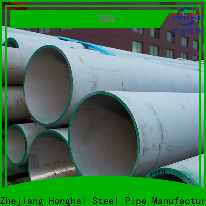 HHGG ss 304 seamless tube factory for promotion