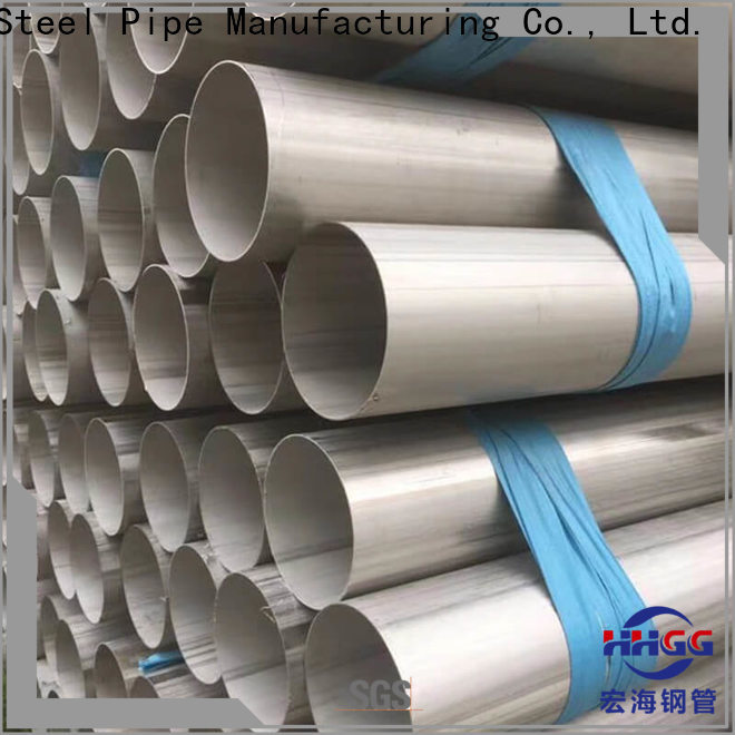 HHGG stainless steel welded tube for business for sale