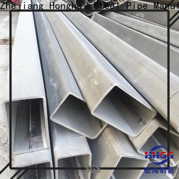 Custom ss rectangular pipe for business bulk buy