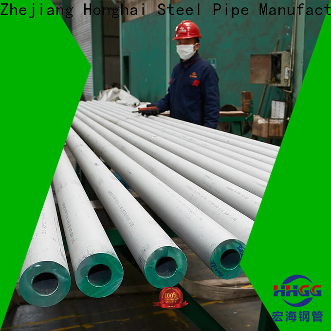 HHGG Top thick wall stainless steel tube manufacturers on sale