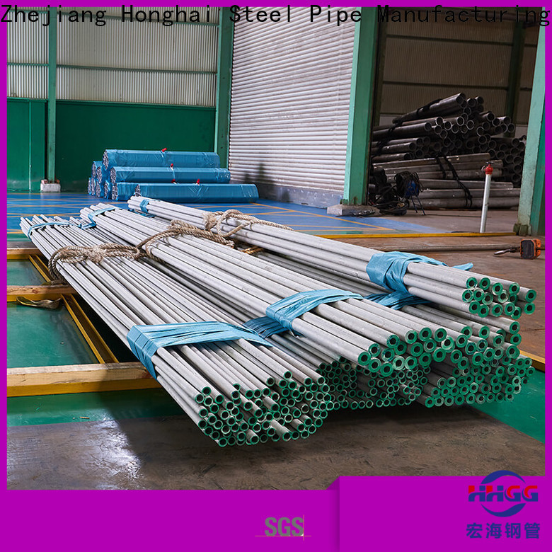 HHGG Wholesale heavy wall stainless steel tube company for promotion