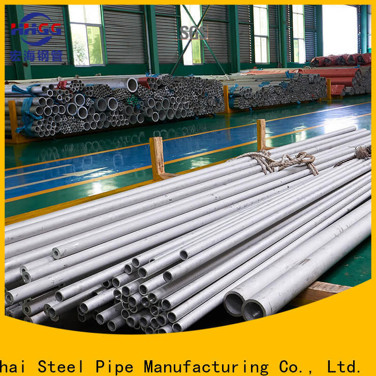 HHGG High-quality ss 304 seamless pipe Suppliers on sale