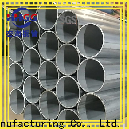 Wholesale welded stainless steel tube factory for sale