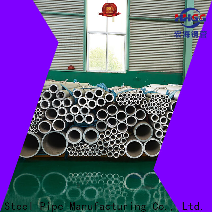 HHGG Wholesale duplex stainless steel pipe for business on sale