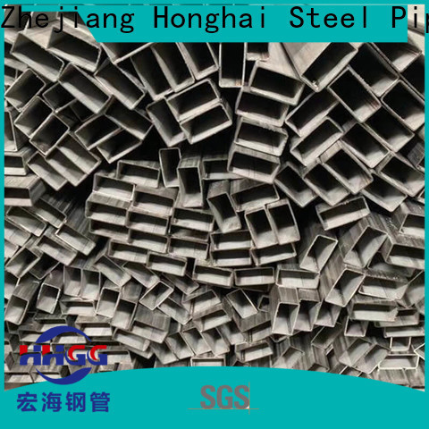 HHGG Top rectangular steel tube suppliers factory bulk buy