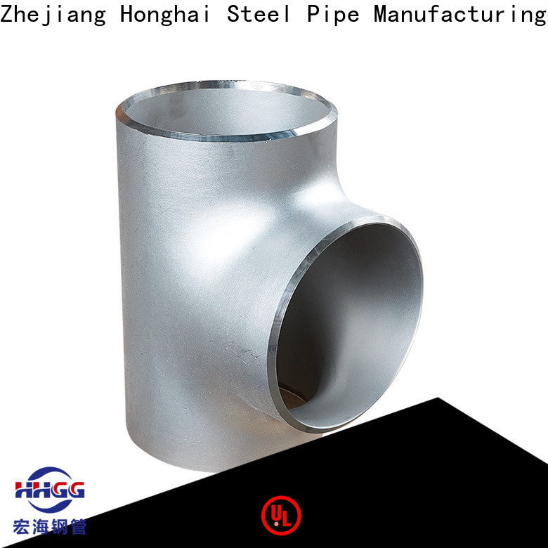 HHGG ss pipe fittings manufacturer factory
