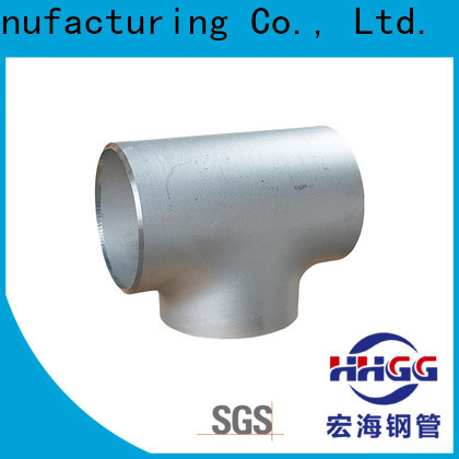 Top stainless steel high pressure pipe fittings company for sale