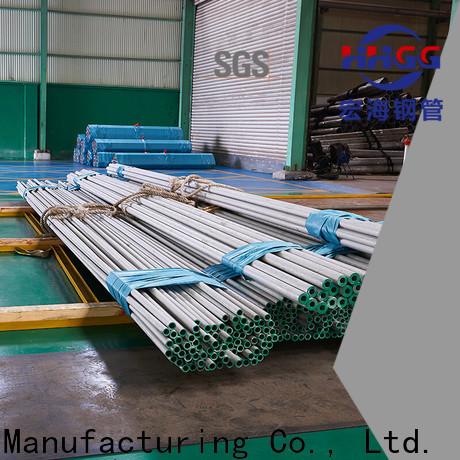 HHGG Custom 316 stainless steel tubing for business bulk production