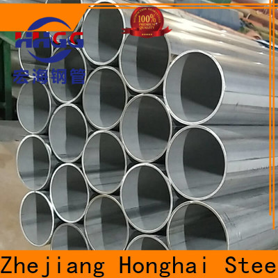 HHGG Latest ss welded pipe manufacturers for sale