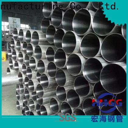 HHGG welded stainless steel tube Suppliers bulk buy
