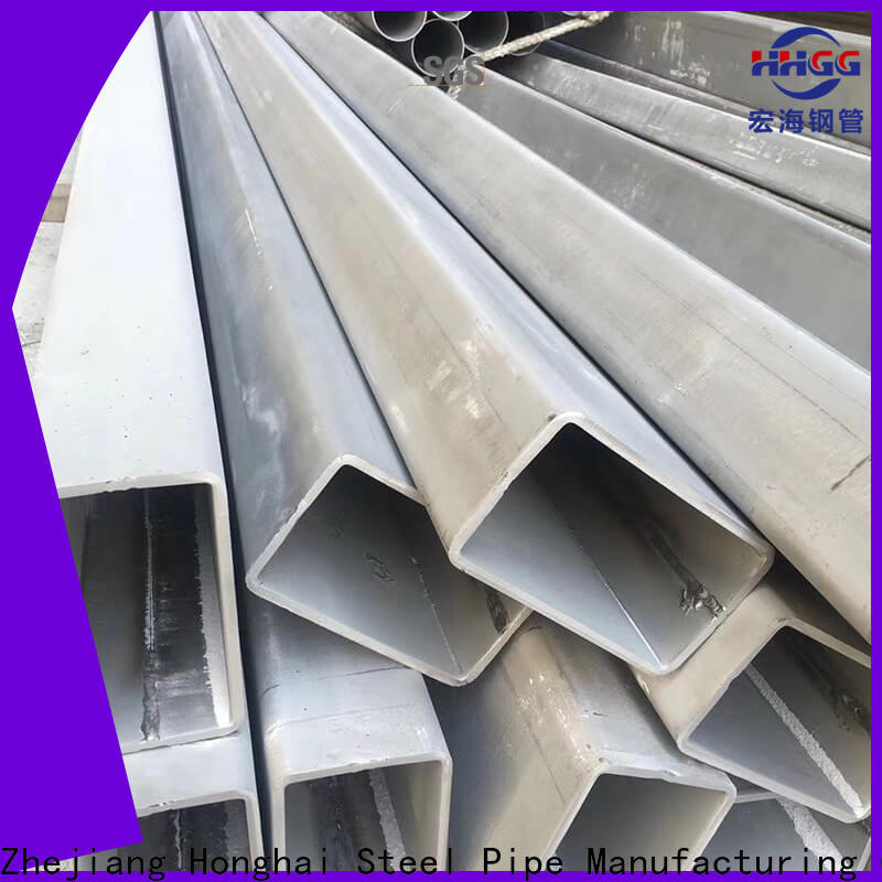 Latest ss rectangular tube Supply bulk buy