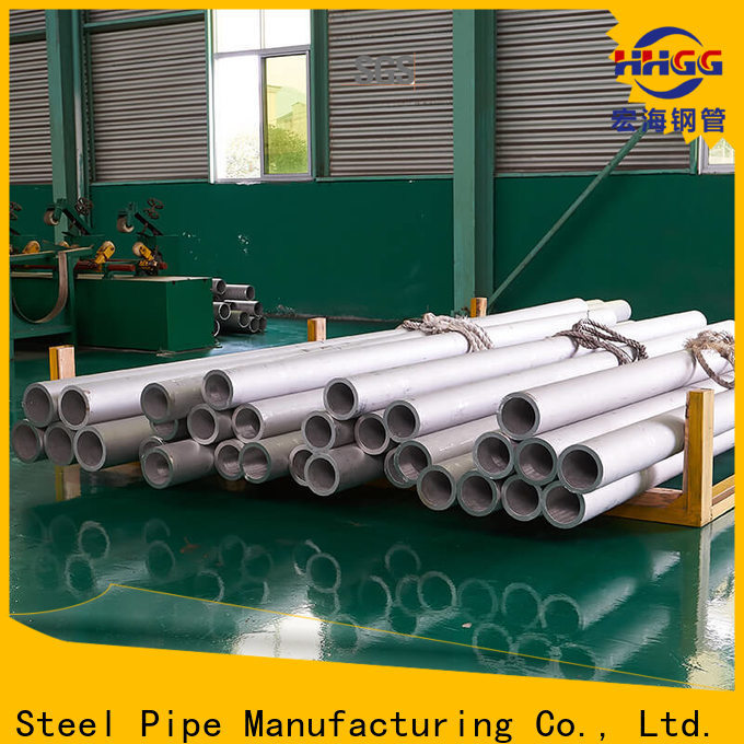 HHGG Wholesale heavy wall stainless tube manufacturers bulk buy