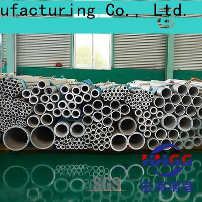 HHGG New duplex steel pipe manufacturers on sale