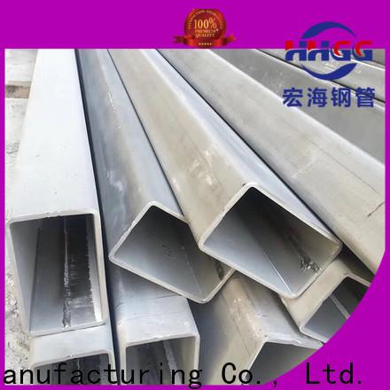 HHGG Top 316 stainless steel rectangular tubing company bulk buy