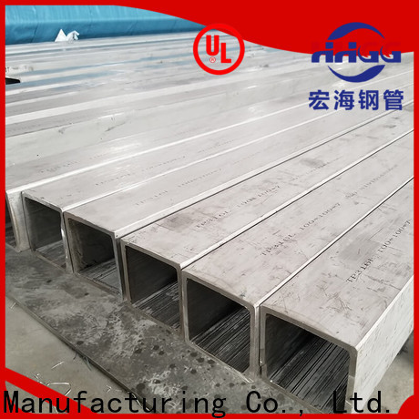 Best stainless steel square tube Supply for promotion
