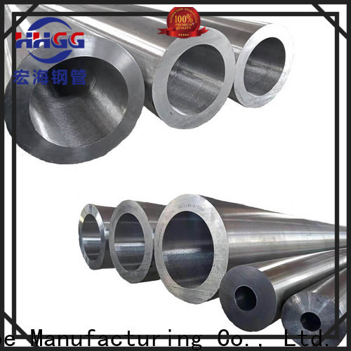 HHGG 304 stainless steel seamless pipe factory bulk production