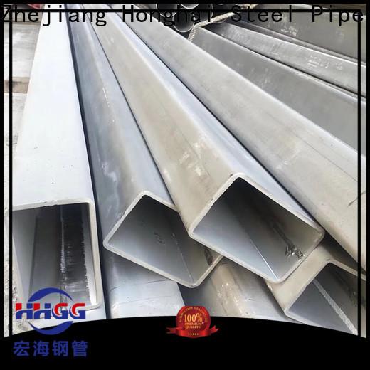 HHGG steel rectangular pipe Supply for promotion