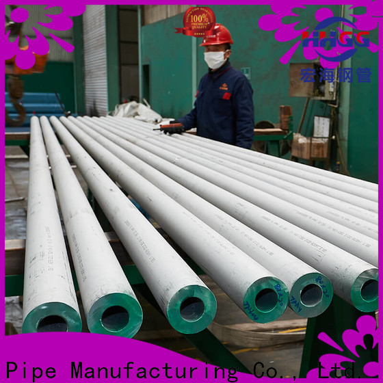 Custom stainless steel pipe company Supply