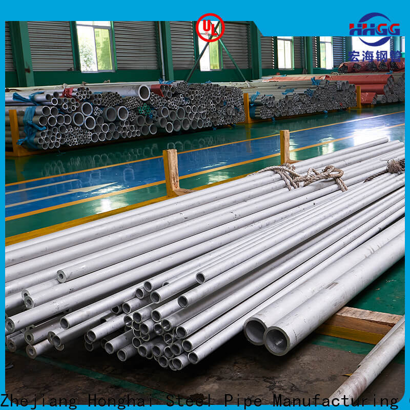HHGG ss 304 seamless tube manufacturers for promotion