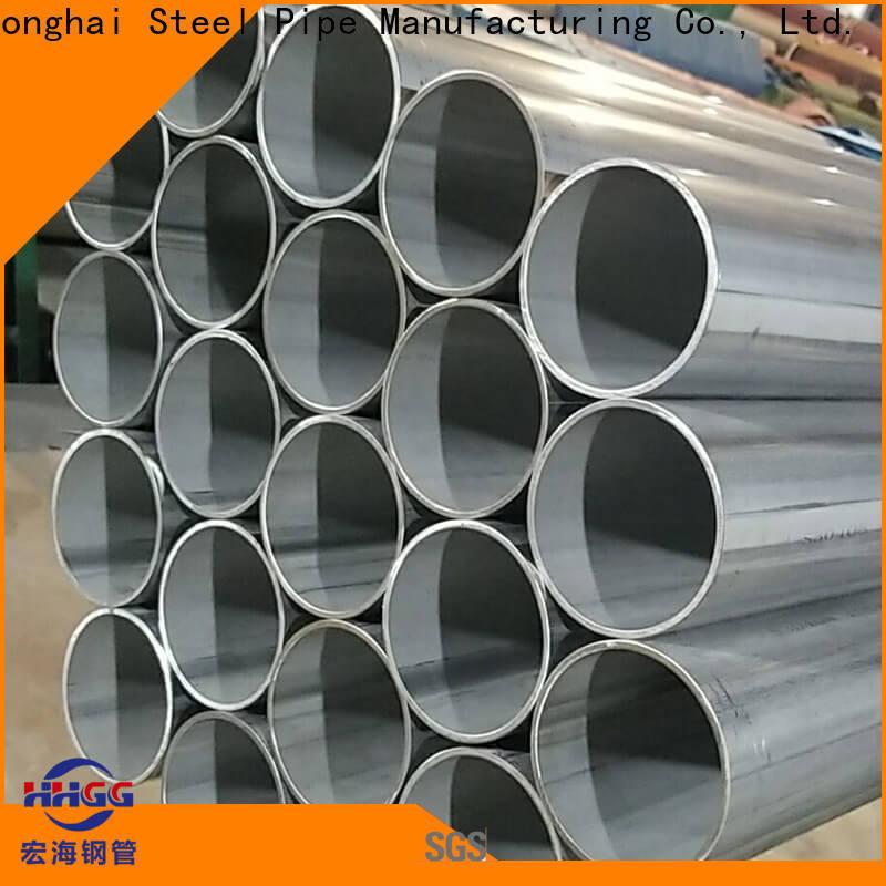HHGG stainless steel welded tube Supply bulk production