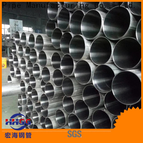 Custom ss welded pipe Suppliers for promotion