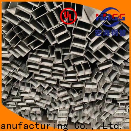 Wholesale rectangular steel tube suppliers factory bulk production