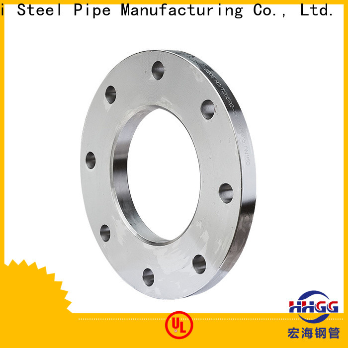 Custom stainless steel forged flanges Supply for sale
